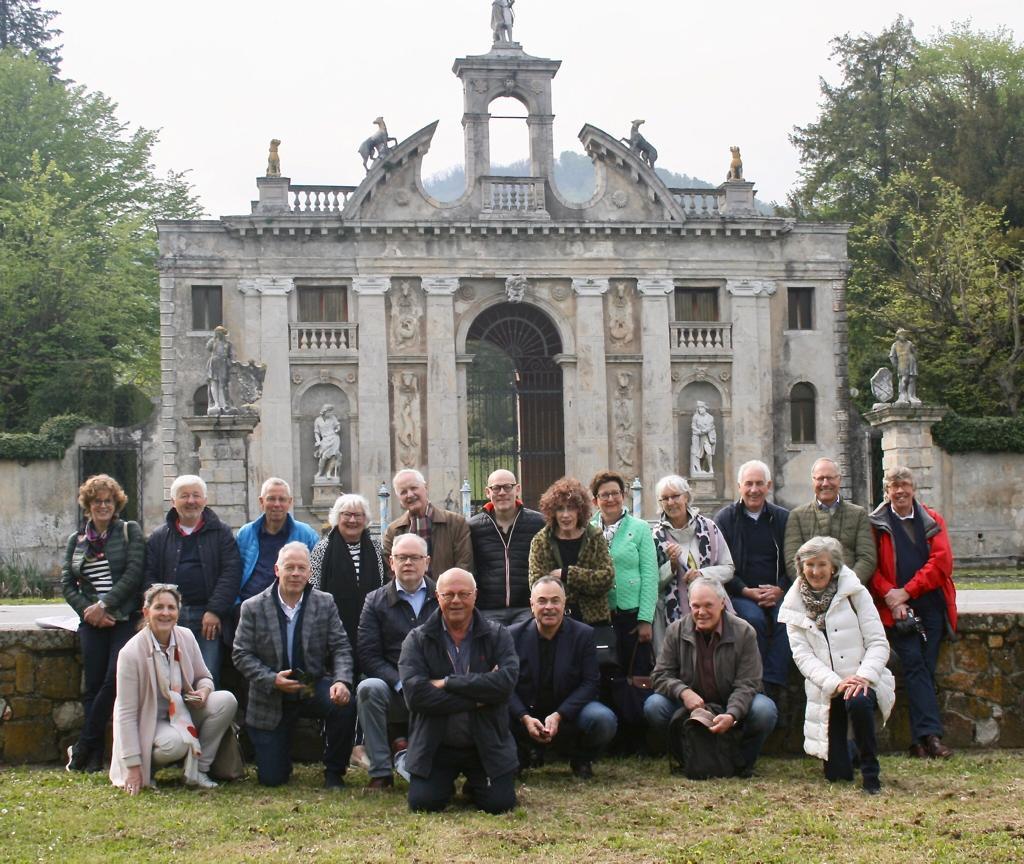 RCAH-Stedenreis 2019 - Padova (Italië)